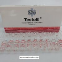 Testosterone Enanthate 250mg/ml Ions Pharmacy